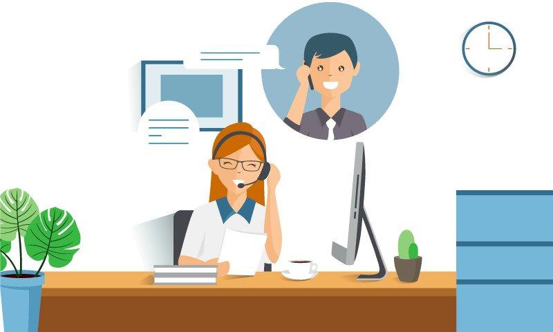 La comunicación telefónica entre los clientes y los agentes de un call center suele ser una práctica que lleva tiempo mejorar